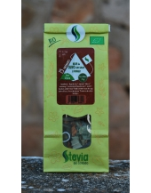 BIO Olive Leaf with Sauco and Vanilla with Stevia